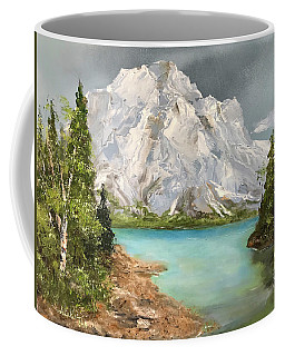 Alpine Spring Coffee Mug