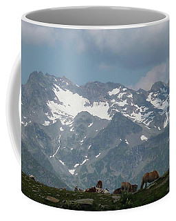 Alps Magenificence Coffee Mug