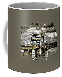 Alsea Bay Bridge Coffee Mug