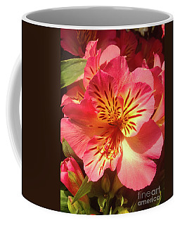 Alstoemeria Coffee Mug
