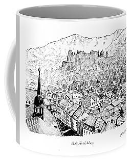 Alt Heidelberg Coffee Mug
