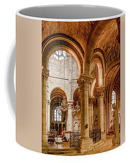 Poissy, France - Altar, Notre-dame De Poissy Coffee Mug