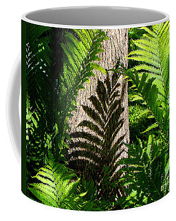 Coffee Mug featuring the photograph Alter Ego by Betsy Zimmerli