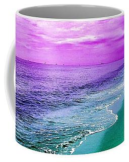 Alternate Beach Escape Coffee Mug