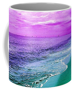 Alternate Beach Escape Coffee Mug