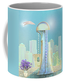 Alternate Reality Coffee Mug
