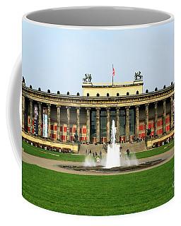 Altes Museum In Berlin Coffee Mug