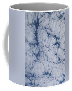 Altocumulus Abstract 1 Coffee Mug