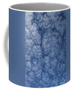 Altocumulus Abstract 2 Coffee Mug