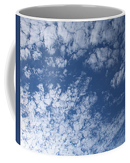 Altocumulus Abstract 3 Coffee Mug