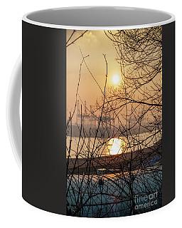 Altonaer Balkon Sunset Coffee Mug