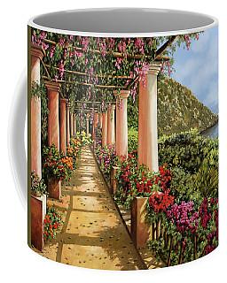 Altre Colonne Sul Golfo Coffee Mug