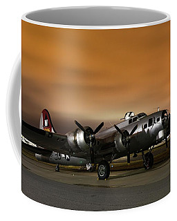 Aluminum Overcast - 2017 Christopher Buff, Www.aviationbuff.com Coffee Mug