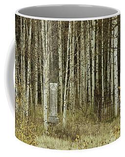 Alvarado Cemetery 42 Coffee Mug by Marie Leslie