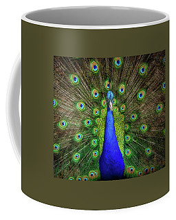 Coffee Mug featuring the photograph Always Colorful by Elaine Malott