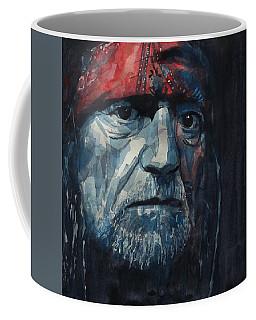 Always On My Mind - Willie Nelson  Coffee Mug