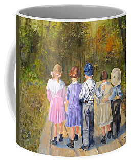 Always Together Coffee Mug