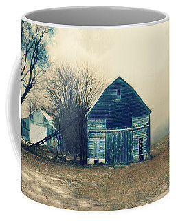 Coffee Mug featuring the photograph Always Work To Do by Julie Hamilton