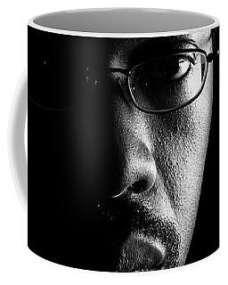 Coffee Mug featuring the photograph Am. by Eric Christopher Jackson