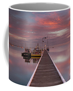 A.m. Solitude Coffee Mug