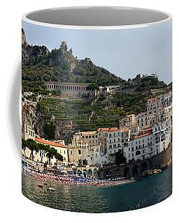 Amalfi Coast Coffee Mug