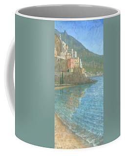 Amalfi Coffee Mug by Steve Mitchell