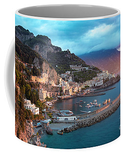 Amalfi Sunrise Coffee Mug