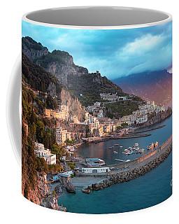 Amalfi Sunrise Coffee Mug