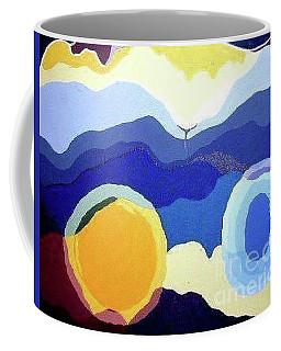 Amandas Abstract Coffee Mug