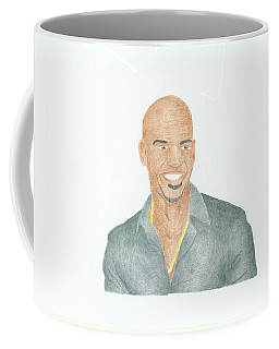 Amaury Nolasco Coffee Mug