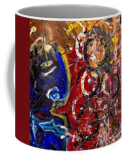 Amazed And Confused Coffee Mug