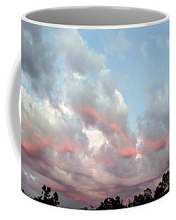 Amazing Clouds At Dusk Coffee Mug