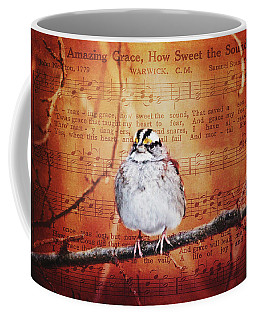 Amazing Grace Coffee Mug by Trina Ansel