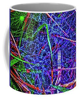 Amazing Invisible Web Coffee Mug