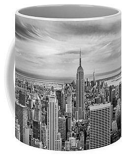 Amazing Manhattan Bw Coffee Mug