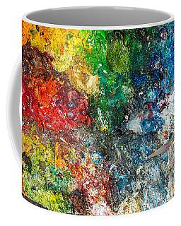 Amazing Montmartre Colors Coffee Mug by Tamara Sushko