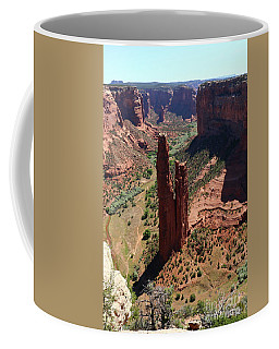 Amazing Spider Rock Coffee Mug