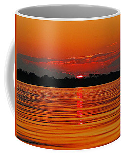 Amazon Gold Coffee Mug
