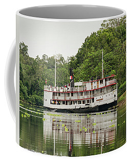 Amazon Research Ship Ayapua Coffee Mug
