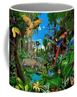 Amazon Sunrise Coffee Mug