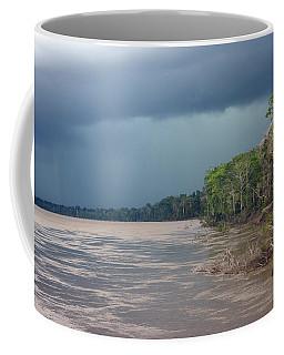 Amazonian Storm Study Number One Coffee Mug
