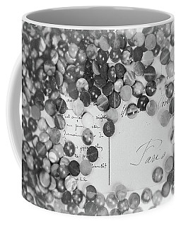 Amber #0502 Bw Coffee Mug