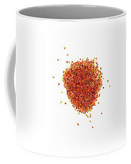 Coffee Mug featuring the photograph Amber #8022 by Andrey Godyaykin