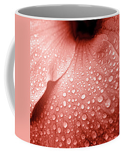 Amber Droplets Coffee Mug