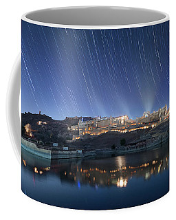 Amber Fort After Sunset Coffee Mug