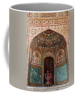 Amber Fort Door Jaipur Coffee Mug
