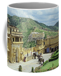 Amber Fort Coffee Mug