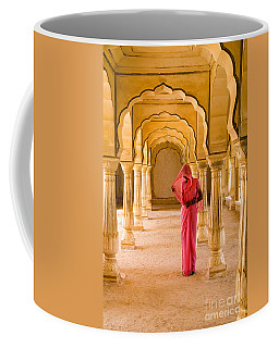 Amber Fort Temple Coffee Mug