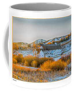 Amber Grass Coffee Mug