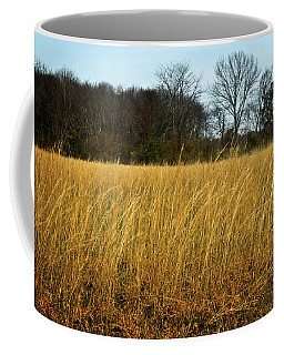 Amber Waves Of Grain Coffee Mug